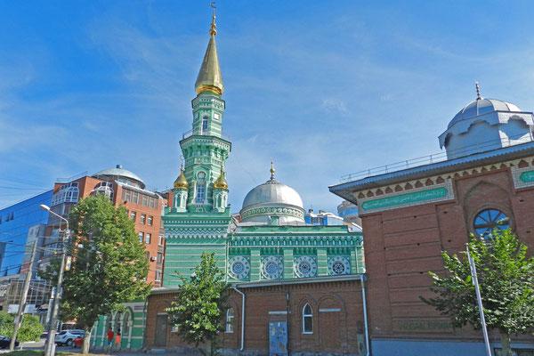 Alte Tatarenmoschee von Perm