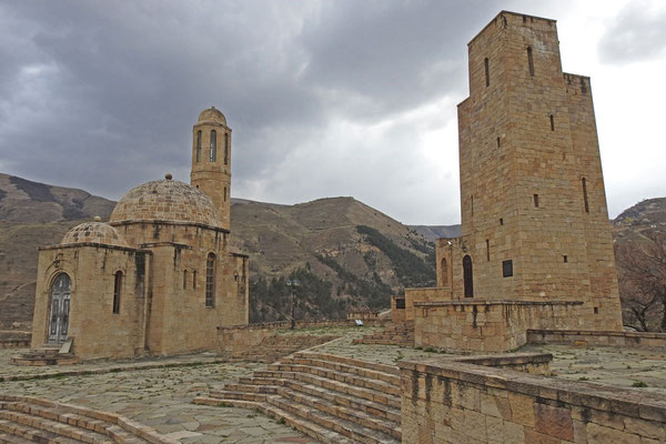 Gedenkstätte für den Sieg der Bergvölker über die Iraner