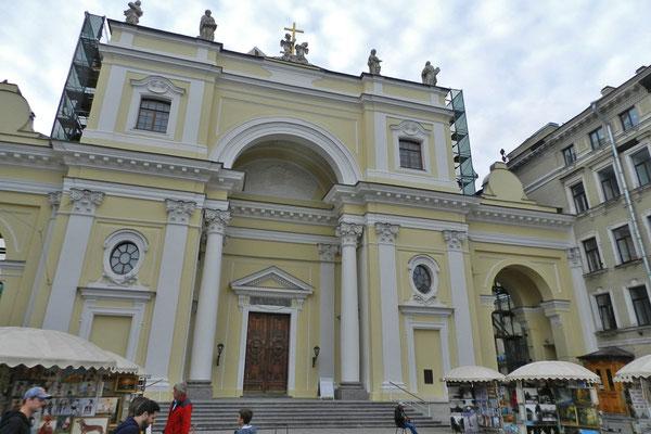 Die katholische Katharinenkirche