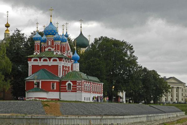 Der Tod des Zarensohns in Uglitsch wurde zum Wendepunkt der russischen Geschichte.