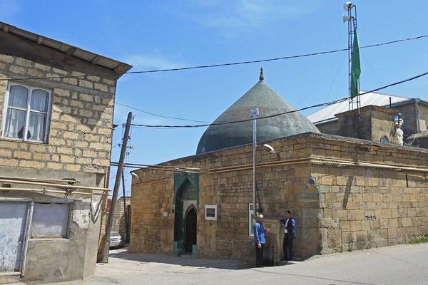 Moschee aus dem 8. Jahrhundert