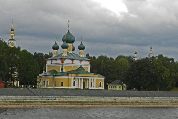 Der Kreml von Uglitsch