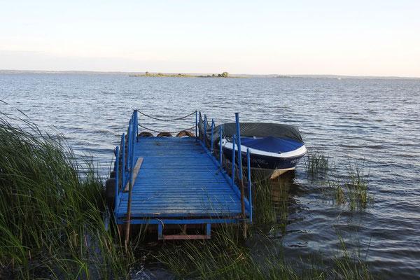 Abendstimmung am Nero-See