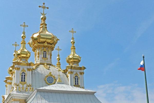 Schlosskirche in Peterhof