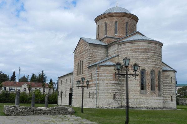 Orthodoxe Kirche von Pizunda (Foto: Kalinin)