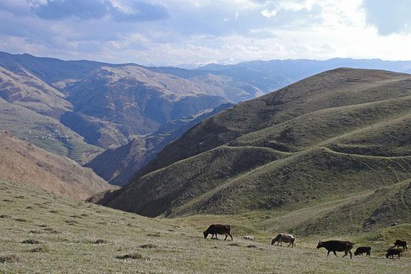 Unberührte Berglandschaften
