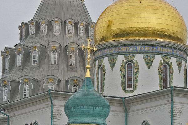 Detailaufnahme im Neu-Jerusalem-Kloster