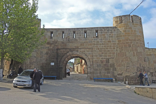 Stadttor Bayat-kapy.