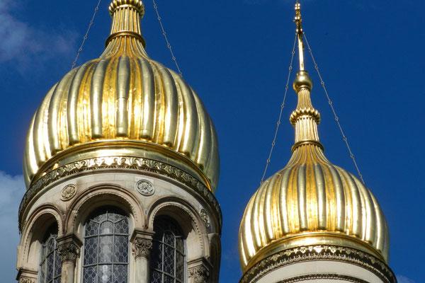 В Висбадене находится старейший православный храм Западной Европы