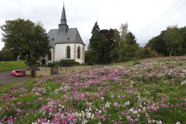 Монумент безумию холодной войны - церковь уничтоженной деревни Экквайлер