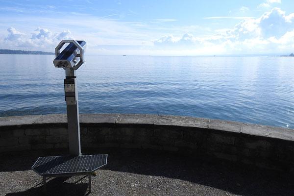 Вид на Боденское озеро