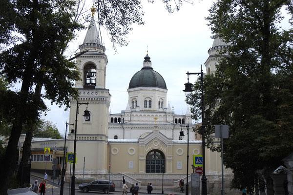 Kirche des Täufer-Klosters