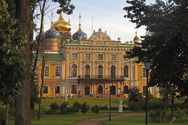 Reisepalast Katharinas der Großen
