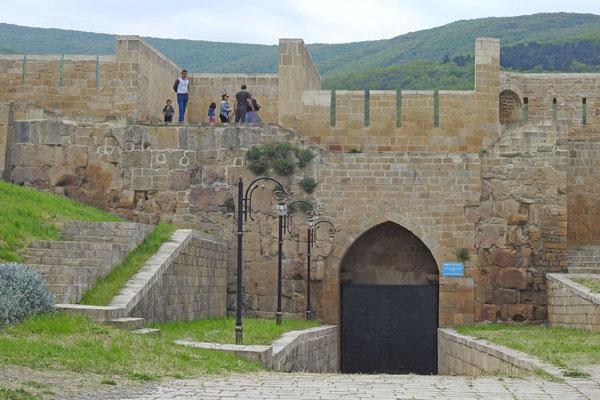 Festungsmauern von Derbent