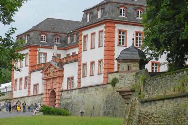 Цитадель города Майнц