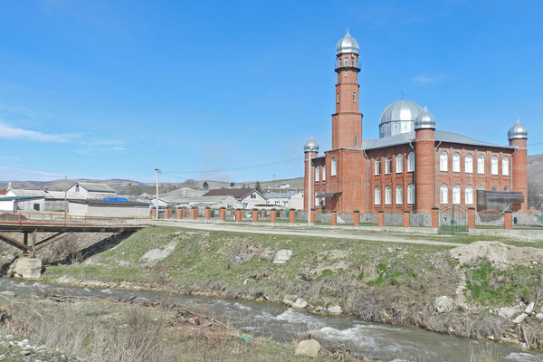 Moschee in Karatschai-Tscherkessien