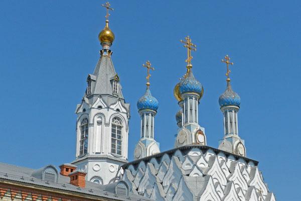 Alte Dorfkirche von Saraktasch