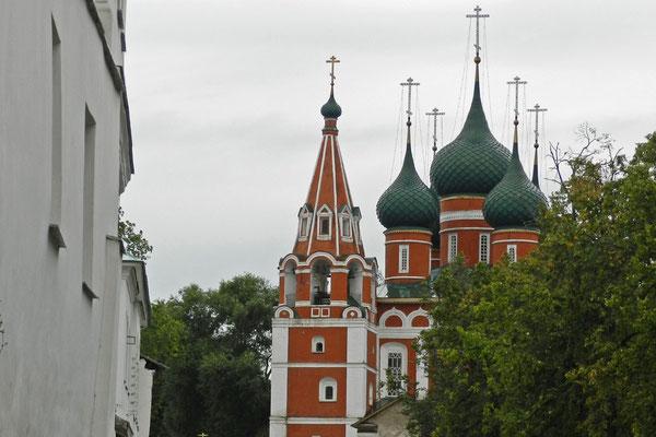 Kirche im Erlöser-Verklärer-Kloster