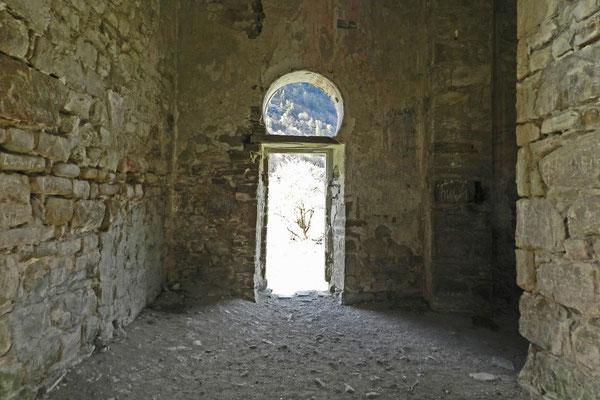 Von der alten Innenausstattung ist nichts mehr erhalten