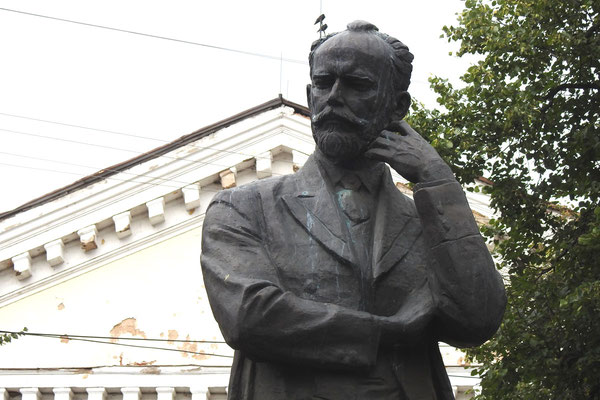 Pjotr Taikowski in Klin
