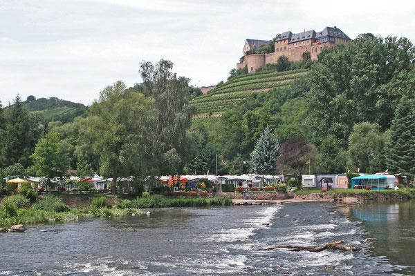 Крепость Эбернбург