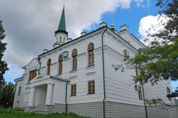 Die alte Moschee von Ufa wurde zu einem Zentrum der russischen Muslime.