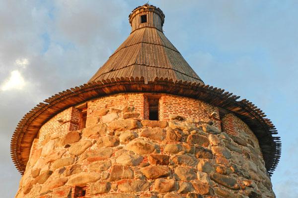 Die Mönche auf den Solowezki-Inseln hielten einer jahrelangen Belagerung stand.