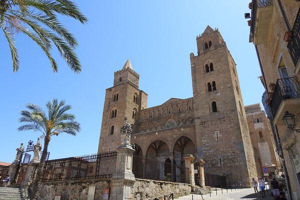 Der Normannen-Dom von Cefalù ist Weltkulturerbe