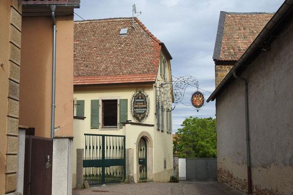 Переулок в Кальштадте