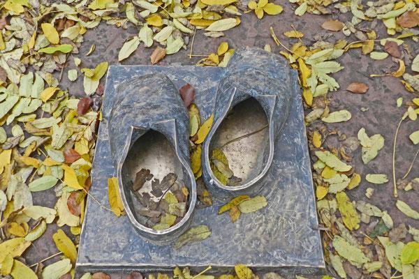 Большие ботинки Лютера в Хайлсхоф-парке