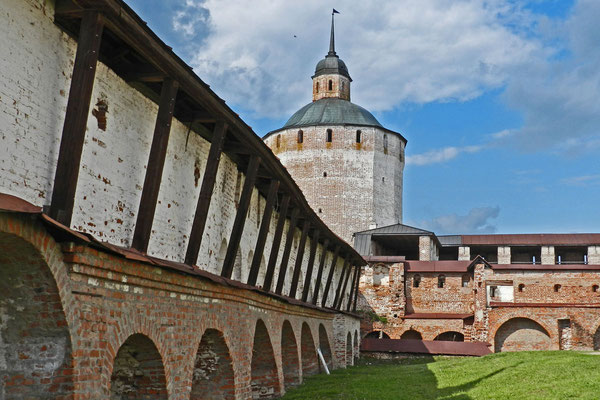 Im 16. Jahrhundert belagerten Polen und Litauer das Kloster erfolglos.