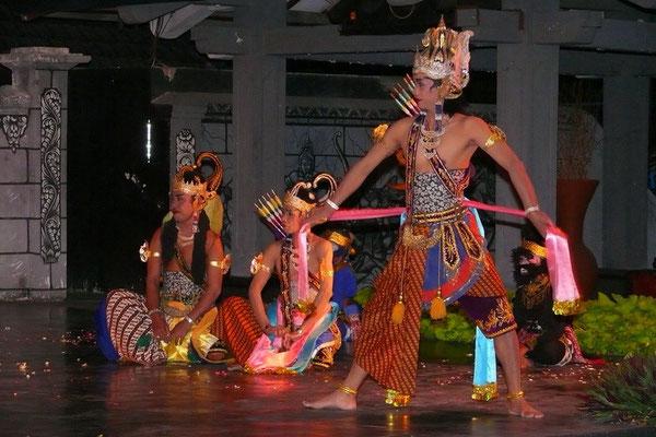 Ramayana dansvoorstelling