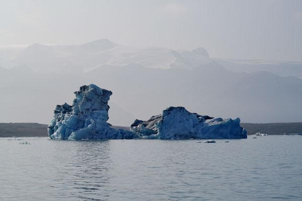 Jokulsarlon ijsbergenmeer