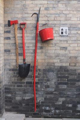 Chinese brandblusser.