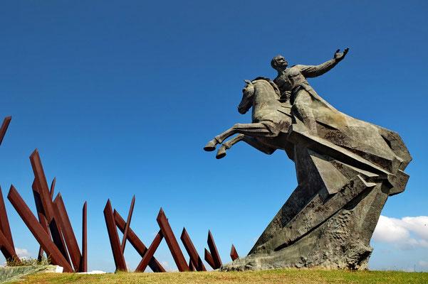 Las Machetes in Santiago de Cuba