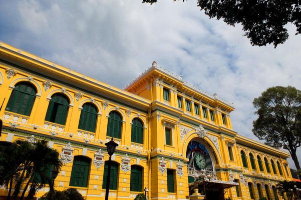Het postkantoor van Saigon