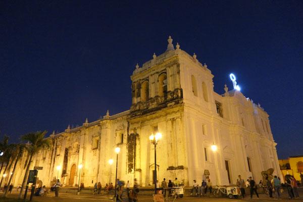 De kathedraal van Léon
