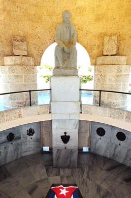 Het mausoleum van José Martí