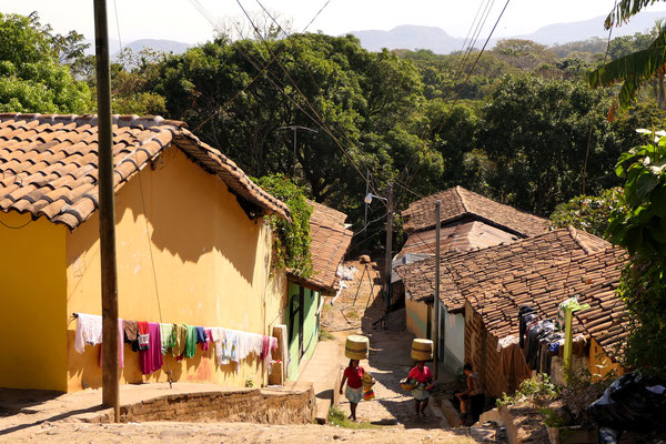 Straatbeeld Suchitoto