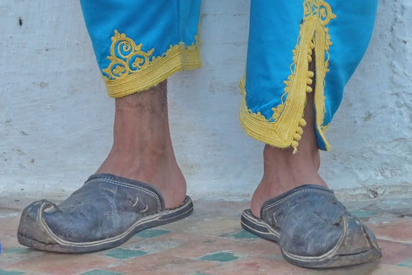 Marokkaanse slippers