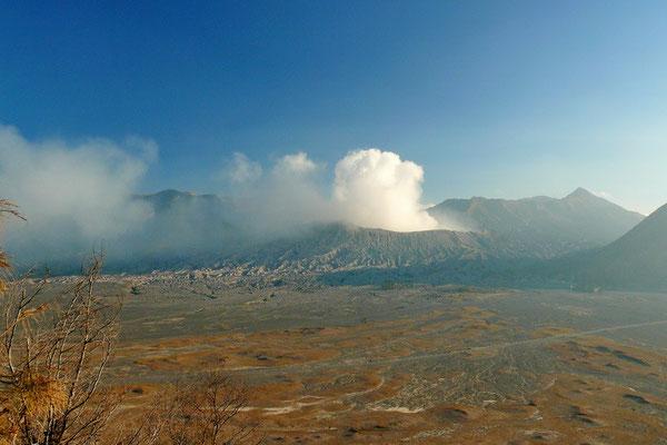 De Bromo vulkaan