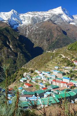 Namche Bazar (3450 m.)
