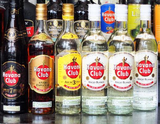 Havana Club (voorheen Bacardi)