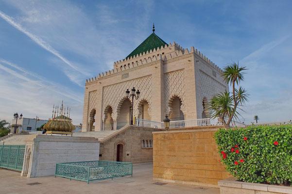 Mausoleum van koning Hassan V