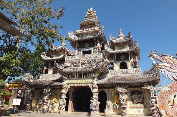 Lin Phuoc pagode