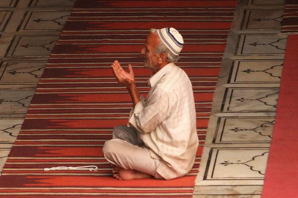 In de Jama Masjid