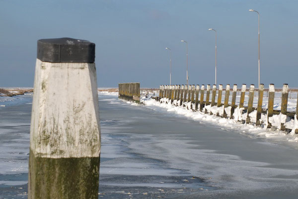 Winter in Noordpolderzijl