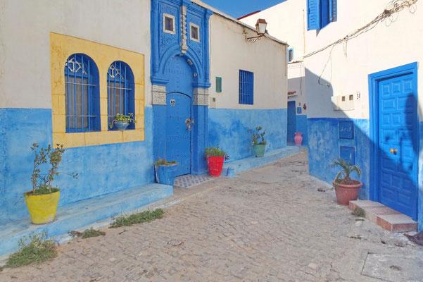 De medina van Rabat