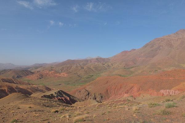 Onderweg naar Marrakesh