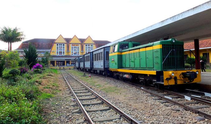 Het station van Da Lat